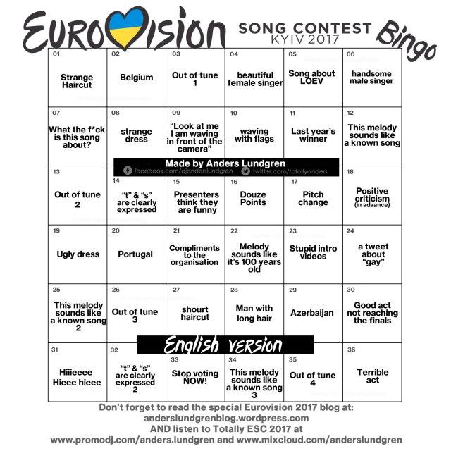 Eurovision 2017 ENG